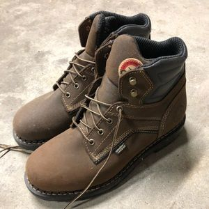New Irish settlers red wing work boots